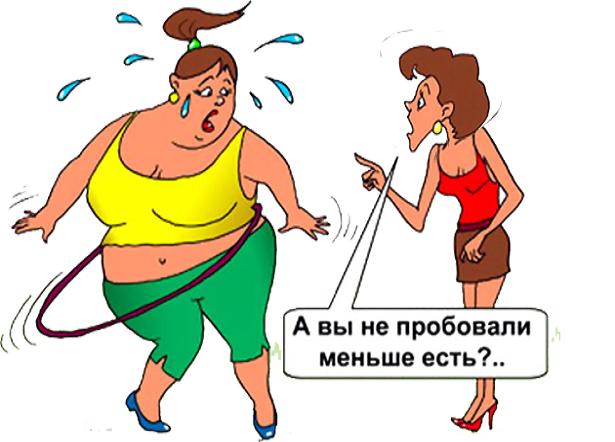 Днем рождения, прикольные картинки о ожирении