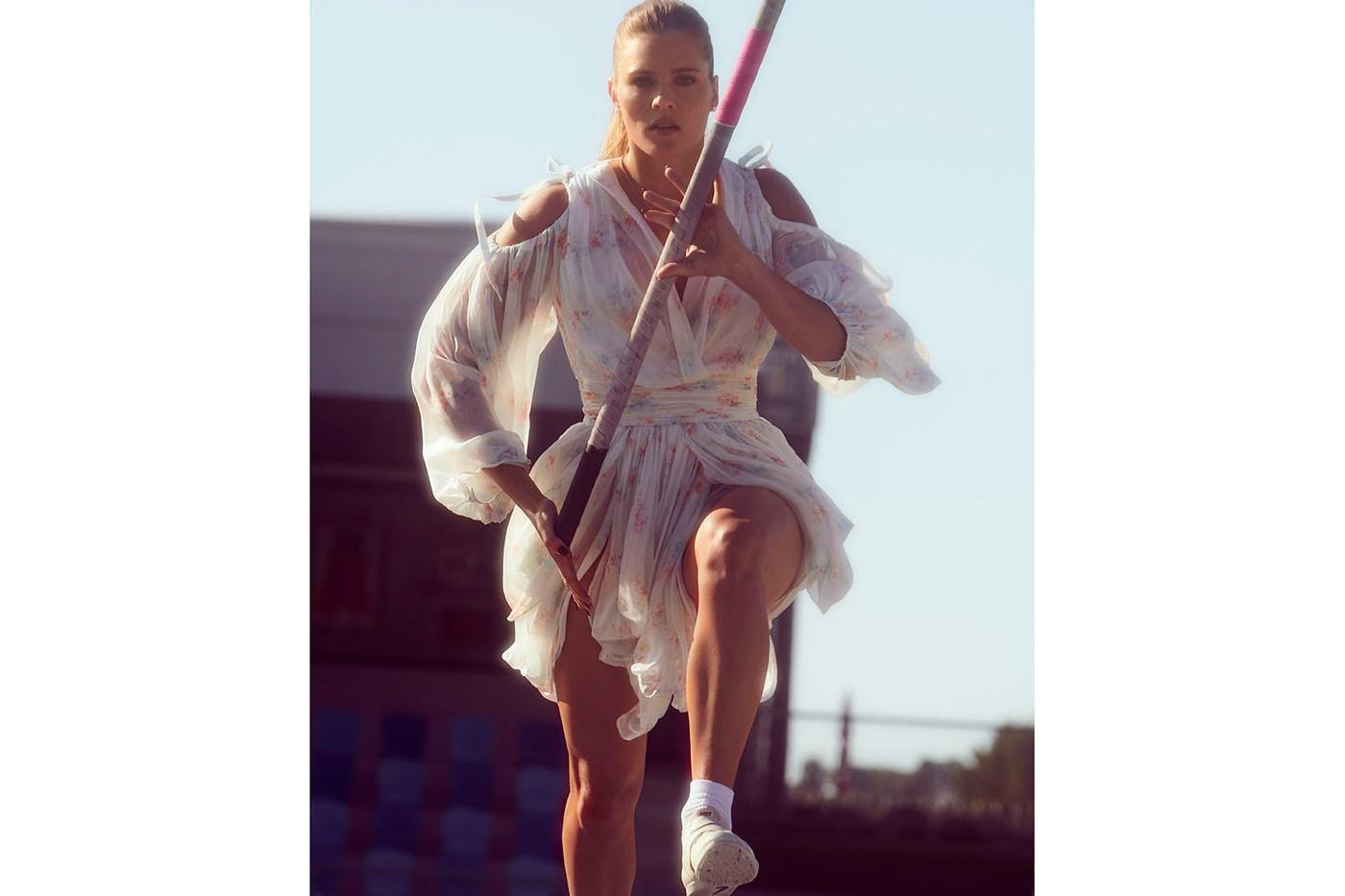 Красивые спортсменки в нижнем белье Agent Provocateur weplaytowin,девушки,мода и красота,спорт