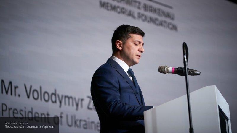 """Политолог заявил, что Зеленский в Польше """"выставил себя идиотом"""""""