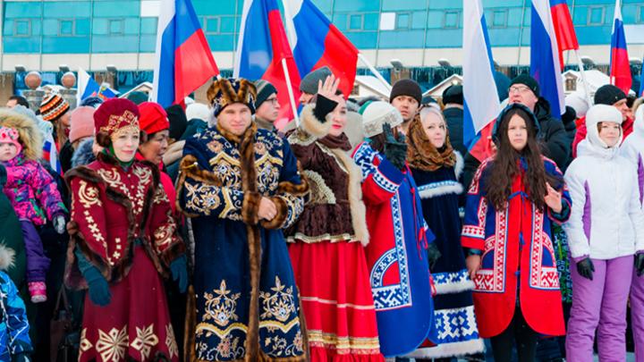 Всем можно, кроме русских: Конституции народов России