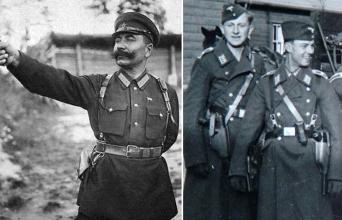 У советских офицеров кобура была справа. |Фото: xexe.club.