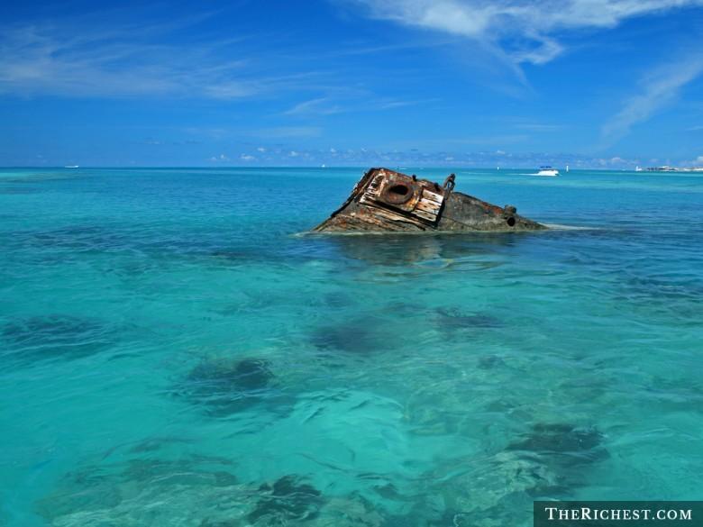 5. Бермудский треугольник загадки, океан, тайны