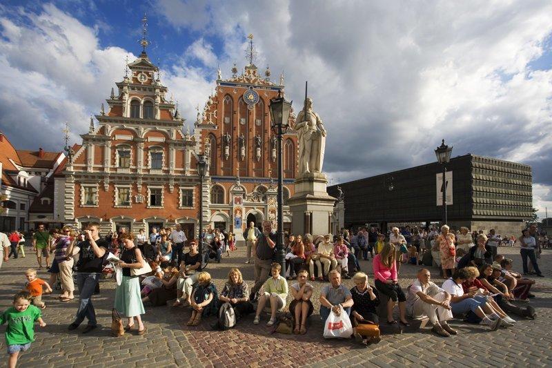 Туристозамещение в Латвии