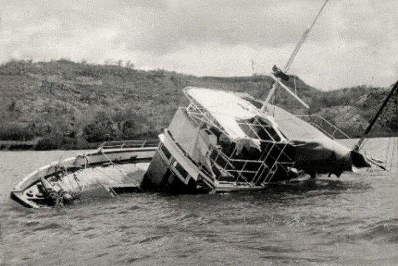 11. На судне, обнаруженном в 1955 году, не нашли ни одного пассажира в мире, загадки, интересно, исторические события, история, странные вещи, тайны, факты