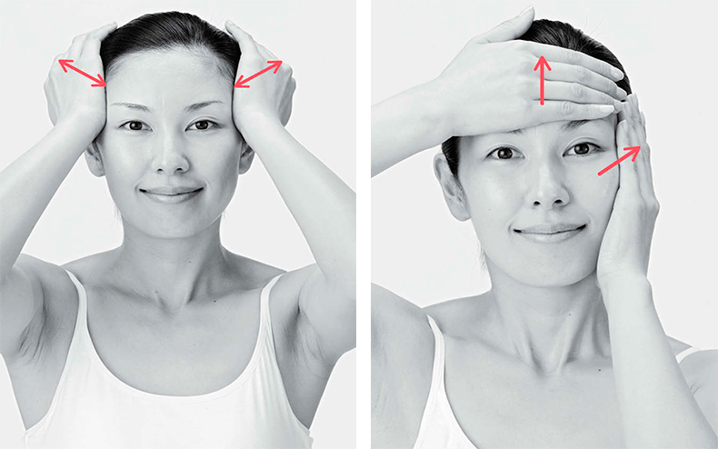 Золотые советы красоты от японского косметолога косметология,красота,лицо,массаж