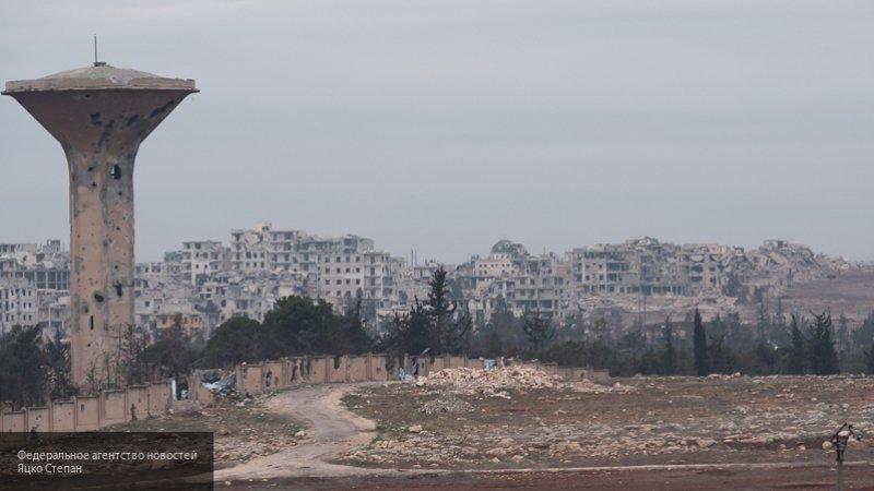 Боевики нанесли удары по двум населенным пунктам в провинции Алеппо