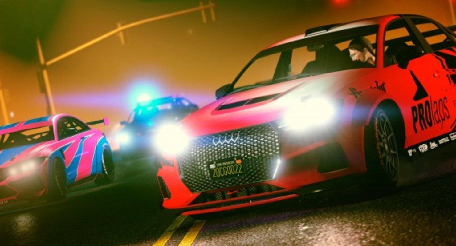 В GTA Online добавят встречу стритрейсеров, тюнинг и новые автомобили уже 20 июля Автомобили