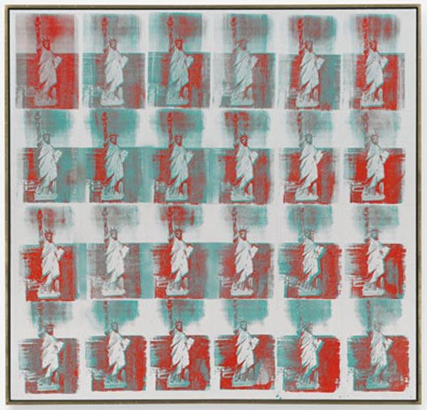 Самые дорогие работы художника Энди Уорхола