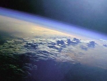 Атмосферное давление на Земл…