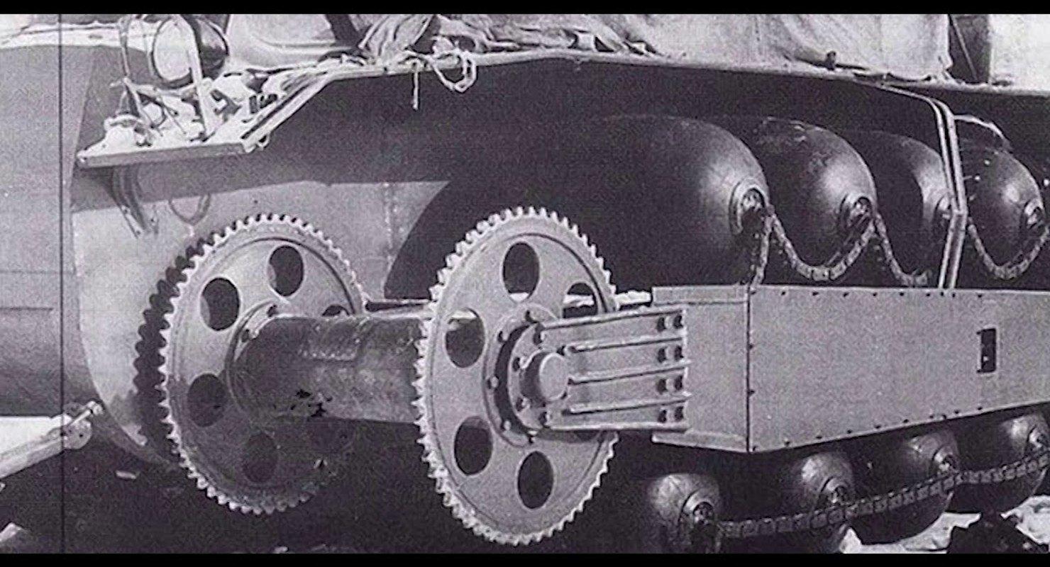 ПКЦ‑1 — плавучий вездеход с необычной двигательной системой Автомобили