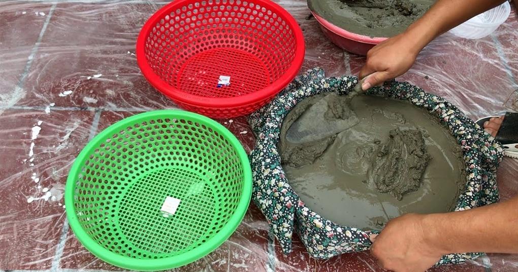 Применение пластикового дуршлага не только по его прямому назначению
