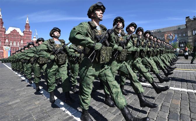 Запад зря не верит в военное преимущество русских