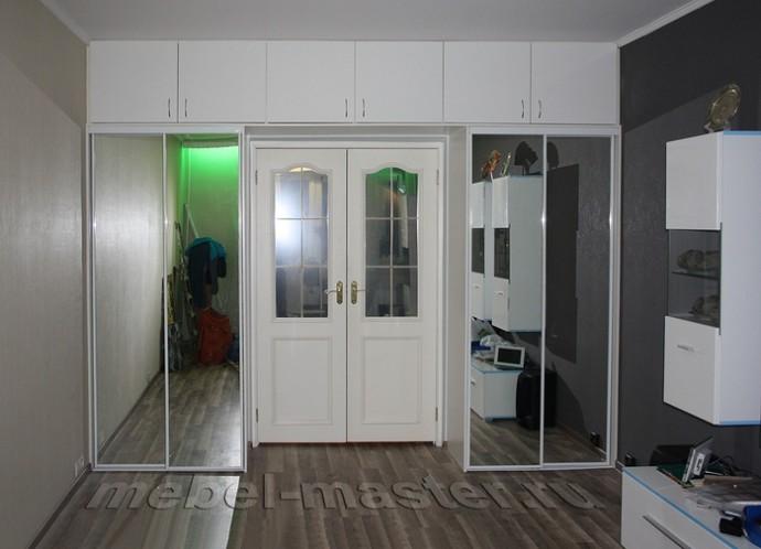 Шкаф вокруг дверного проема: фото-идеи для организации пространства для дома и дачи,интерьер