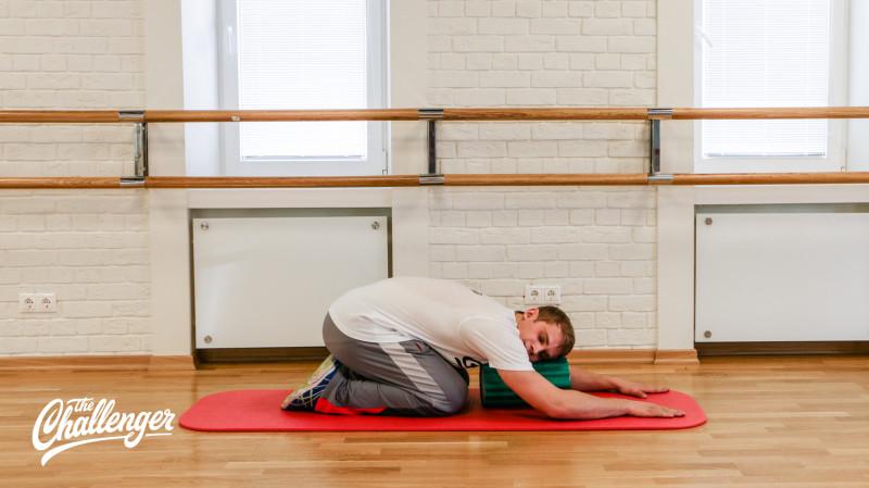 6 поз йоги, которые помогут расслабиться и снять стресс