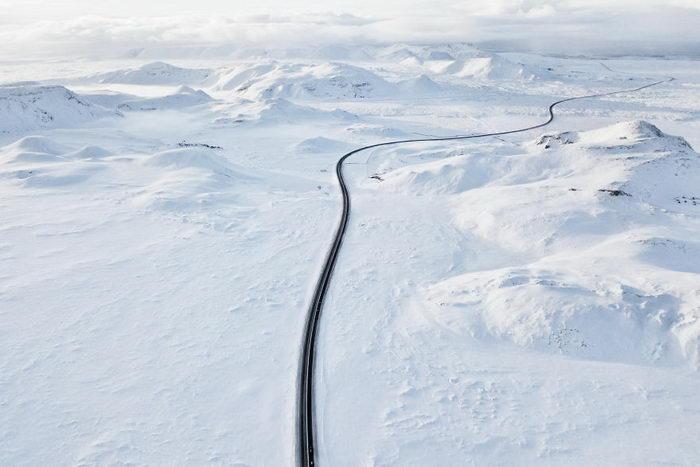 Красота нашей планеты в снимках Witold Ziomek