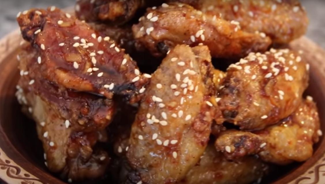 Вкуснейшие куриные крылышки