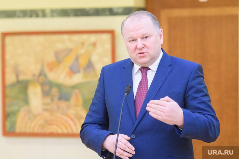 Полпред президента в УрФО Цуканов предложил чиновникам пересесть с авто на велосипеды
