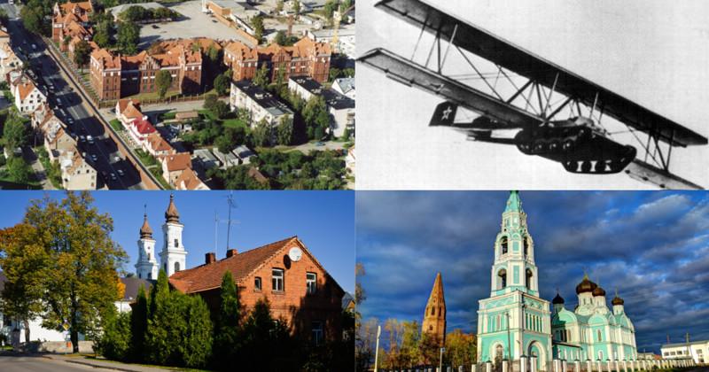 Занимательные факты о городах России, Казахстана и Литвы, которые вы точно не знали(14 фото)