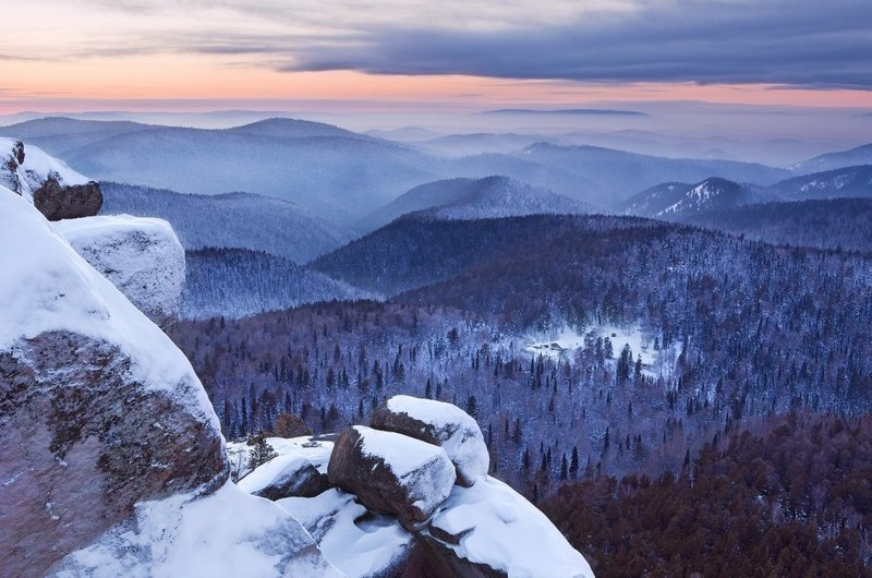 Родные просторы: несколько характерных русских пейзажей красота, пейзаж, природа, родина, россия, эстетика