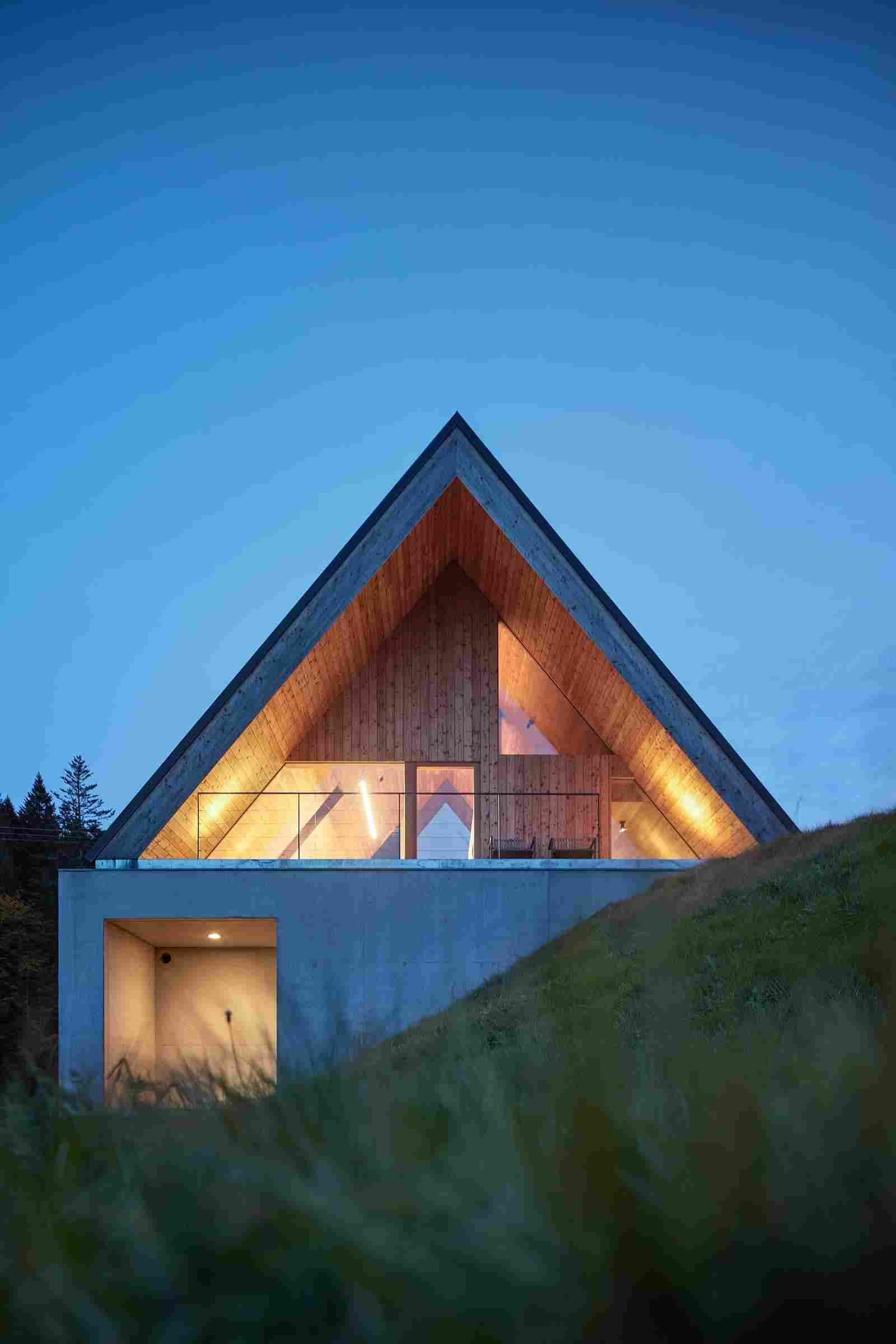 Дом для отдыха в Чехии
