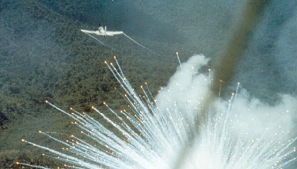 Ни потушить, ни спрятаться: Зачем Пентагон улучшает фосфорные боеприпасы