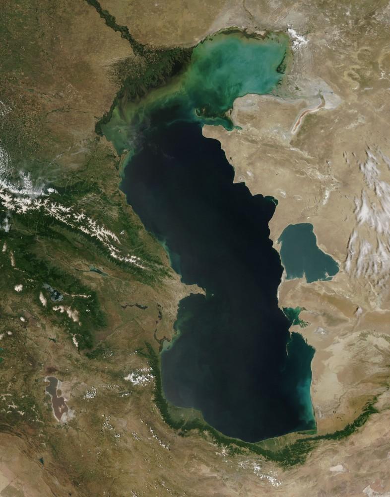 Каспийское море или озеро?