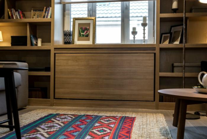 Шкафы, сделанные на заказ.