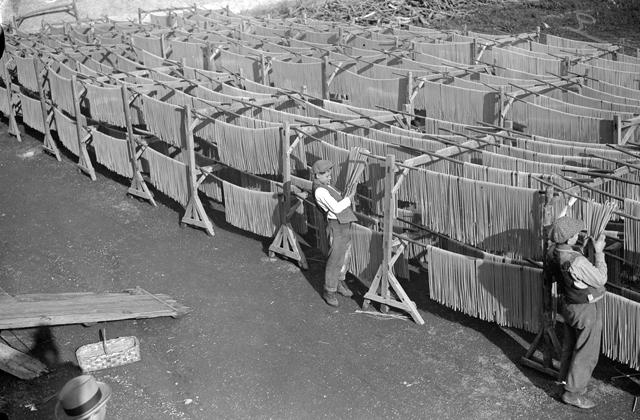 История фото: сушильщики пасты