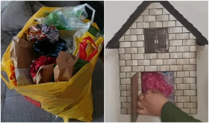 Как заменить пакеты с пакетами на вещь, которая станет украшением кухни