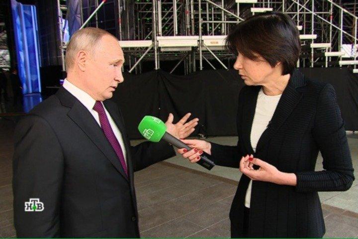 Борис Григорьев. Путин заявил, что без доверия людей к власти не может быть успехов…