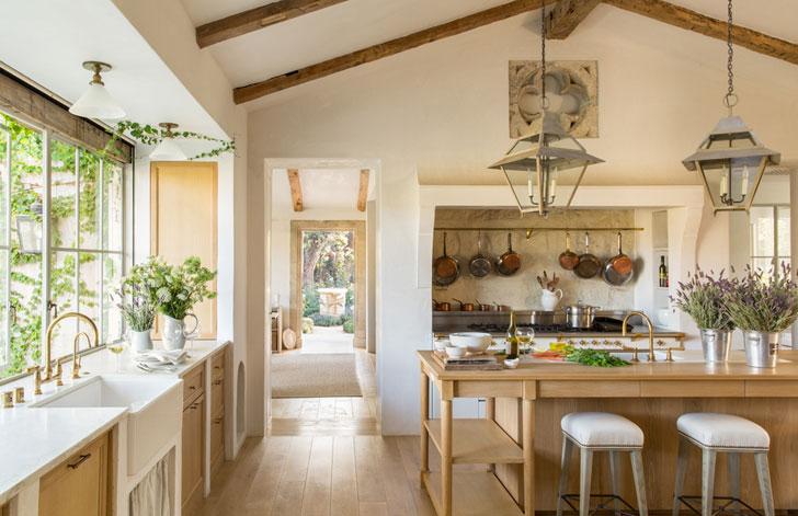 Стиль прованс в интерьере: изысканная простота французского кантри