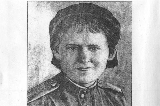 Подвиг сталинградской пулеметчицы