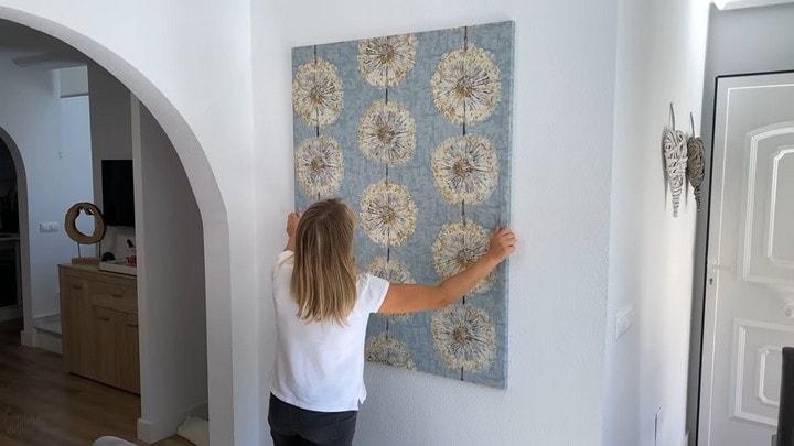 Почему такая идея не приходила в голову раньше: просто, быстро и эффектно украсить стены в доме