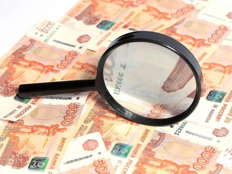 Финансовая разведка: Объем т…
