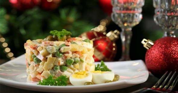 """""""Индекс """"Оливье"""": в какую сумму обойдется главный новогодний салат"""