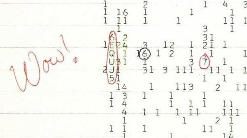 12. Самый длинный сигнал из космоса в мире, загадки, интересно, исторические события, история, странные вещи, тайны, факты