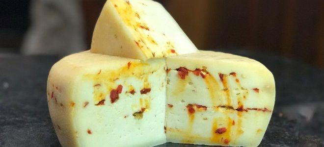 сыр качотта в домашних условиях