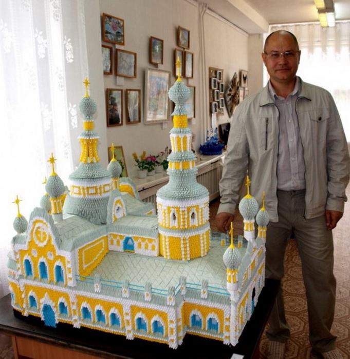 Оригами Сергея Тарасова
