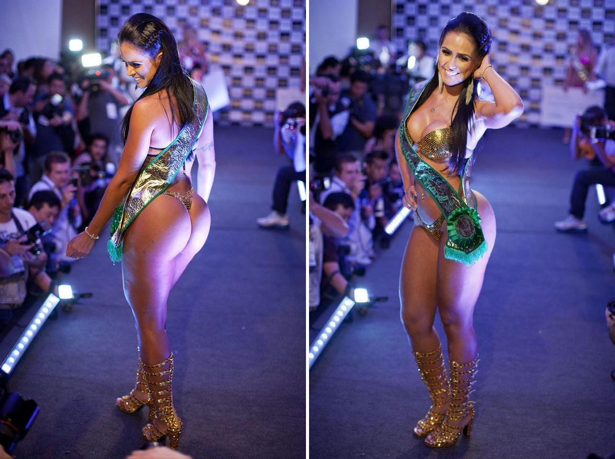 Бразильские женщины великолепная