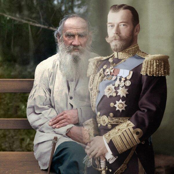 Лев Толстой против царизма