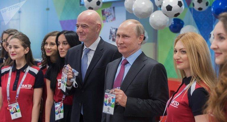 Зачем Путину ЧМ-2018