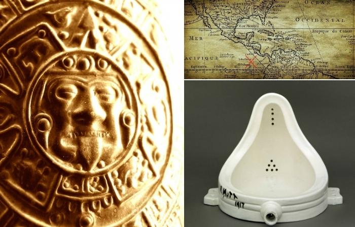 10 величайших потерянных сокровищ, которые ищут по сей день