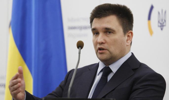 Климкин решил навязать Донбассу свои условия мира