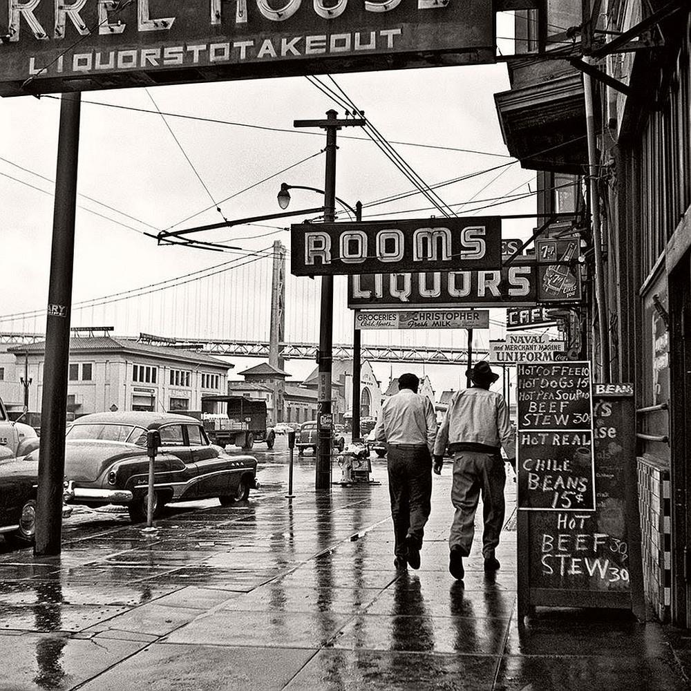 San-Frantsisko-ulichnye-fotografii-1940-50-godov-Freda-Liona 45