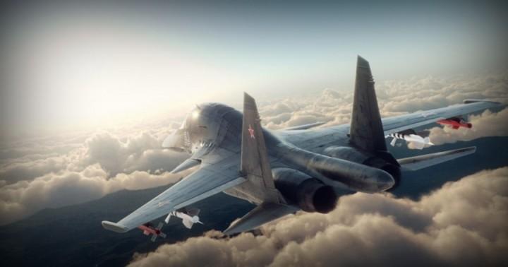 Русские асы унижают лётчиков США в сирийском небе