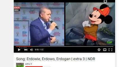 Эрдоган подал в суд на главу…