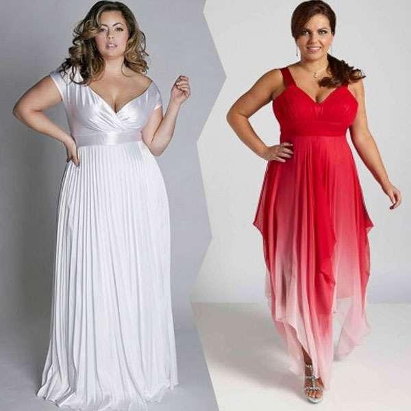 Фасоны платьев, скрывающие живот