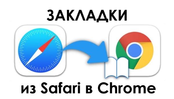 Как сохранить закладку сайта в Chrome прямо из Safari