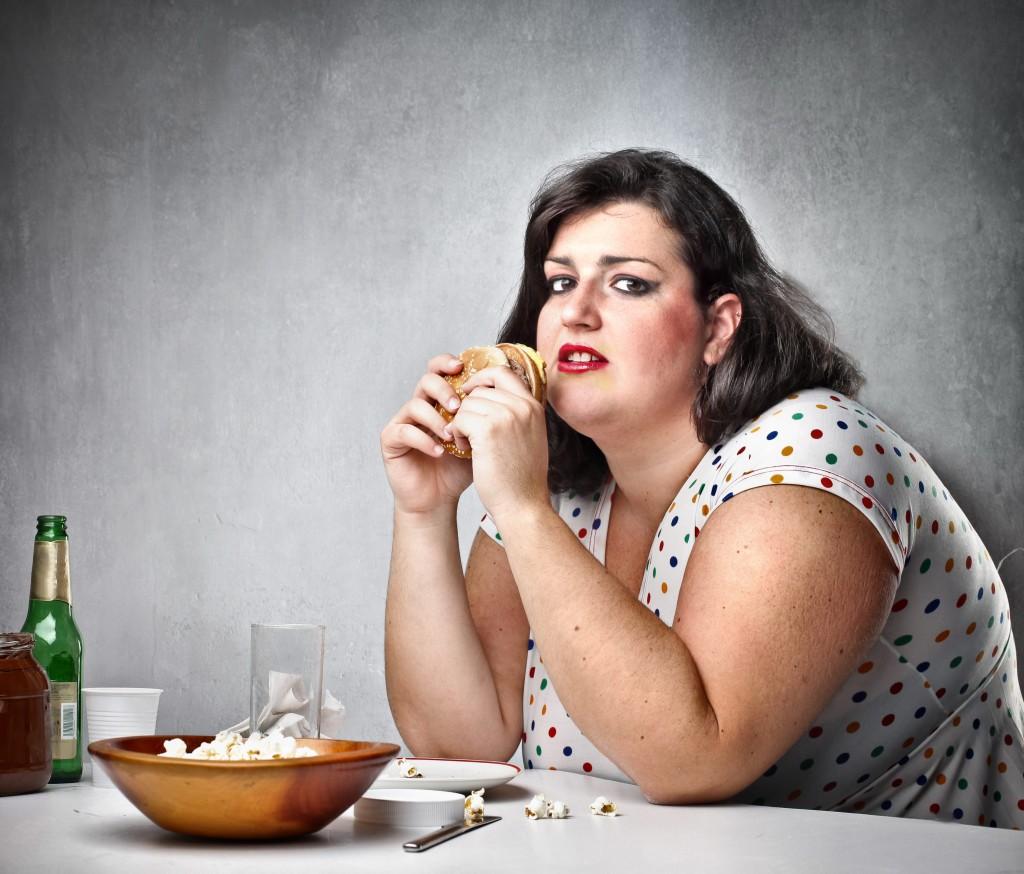 Фото толстой женщиной — pic 2