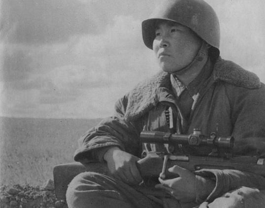 Максим Пассар: снайпер и гер…